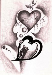 Heart Growing