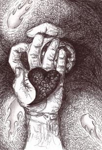 My Heart in His Hand