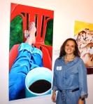 Art show at LMFA