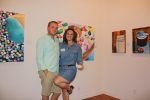 Art Show at LMFA with former student, Will Edwards