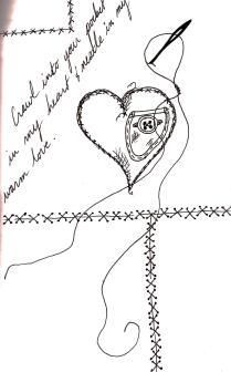 pocket of my heart