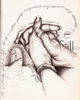 Sandy's Hands